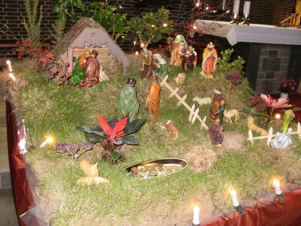 midnatsmesse i peterskirken