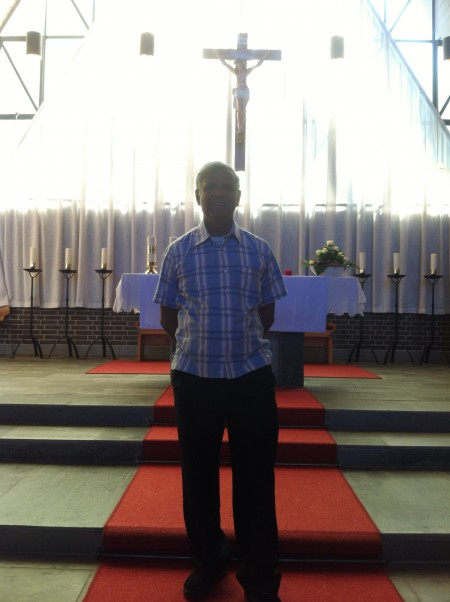 Pastor Jesus